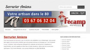 Serrurier Amiens