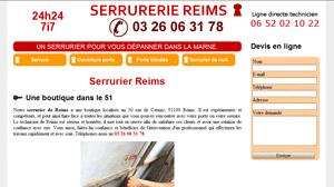 Serrurier Reims