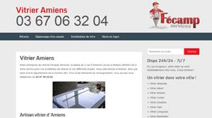 Vitrier Amiens
